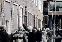 eberhard van der laan, afscheid, begrafenis, amsterdam, burgemeester
