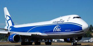 air bridge cargo, klm, rusland, slots, schiphol, cargo