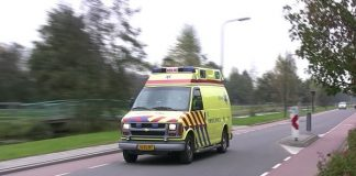 ambulance, nederland