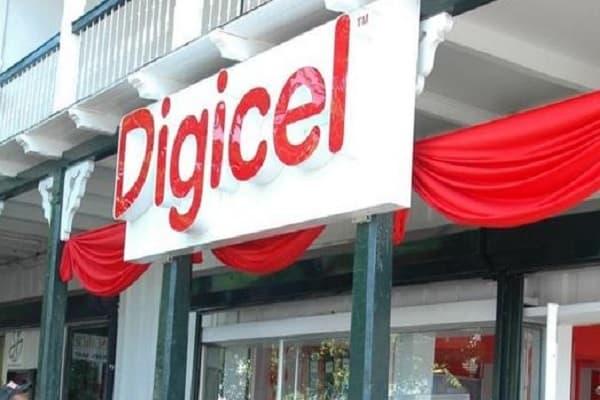 digicel, winkel suriname, paramaribo