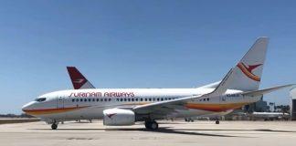 slm, boeing 737-700, surinam airways, suriname