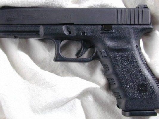 Glock 17 wapen