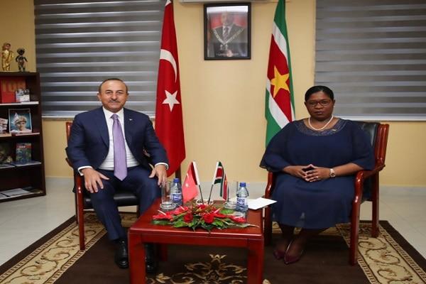 cavuşoğlu, pollack beighle, suriname, turkije