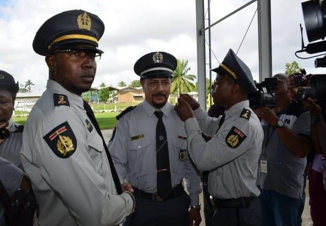 Politie inspecteurs 13 mei 2019