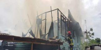 Woningbrand kwatta vermoedelijk 1 dode 7 mei 2019