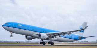 airbus a330, klm
