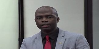 andre misiekaba, suriname, dna, ndp