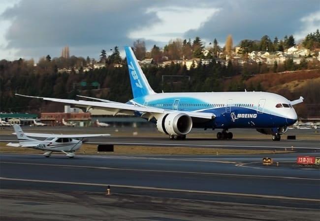 boeing dreamliner 787