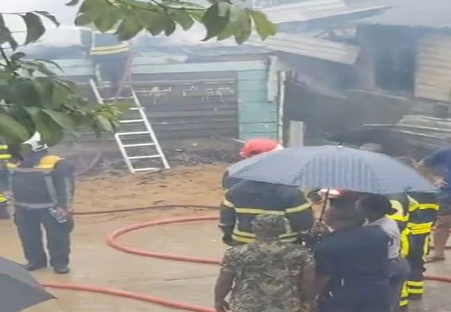 brandweer 2 juli 2019