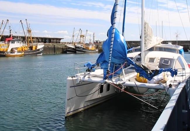 catamaran 22 maart 2019