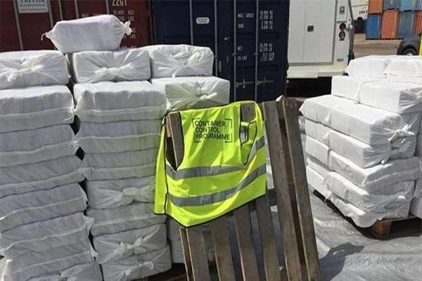 drugs, suriname, cocaine, 9 januari 2019