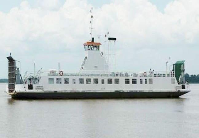 ferry, guyana, suriname