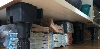 geld onder keukenblok, woning rotterdam zuid