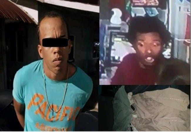 gewelddadige criminele aangehouden 12 mei 2019
