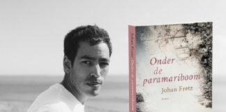 johan fretz, suriname, onder de paramariboom