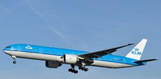 klm boeing 777-300 er