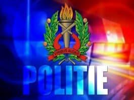 politie, breaking, suriname