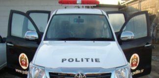 politieauto, suriname, kps, paramaribo, korps