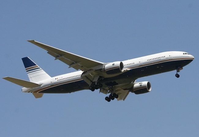 privilege style, boeing 777-200er