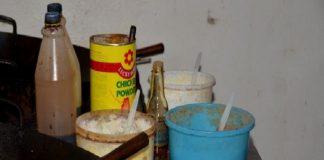 restaurant blauwgrond, gesloten, suriname, hygiene-
