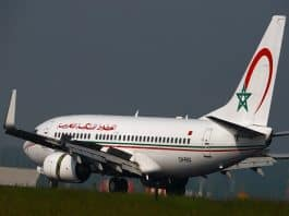 royal air maroc, boeing 737-700